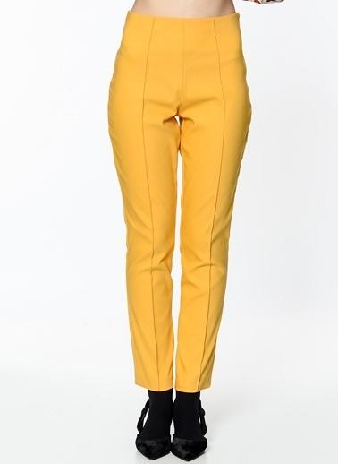Lastik Bel Skinny Pantolon-Random